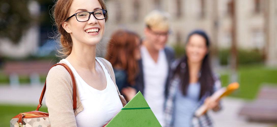 Opciones de crédito para estudiantes de universidades