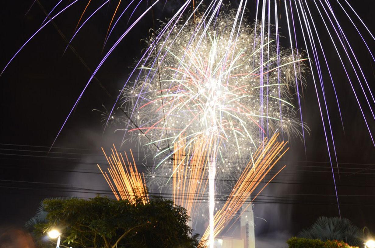 Festivales de la Luz en Costa Rica: Coopealianza con las comunidades