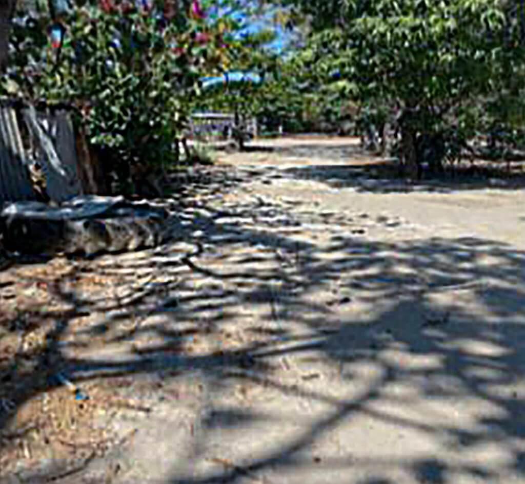 Foto #1 acceso propiedad ed