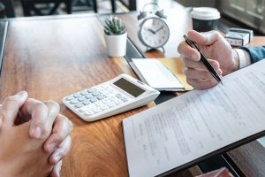 What is the best option for a mortgage loan?